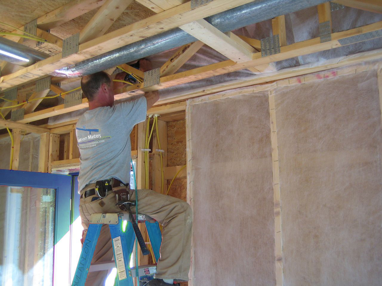 Affordable Loft and Attic Roof Insulation | Perth Insulation Services